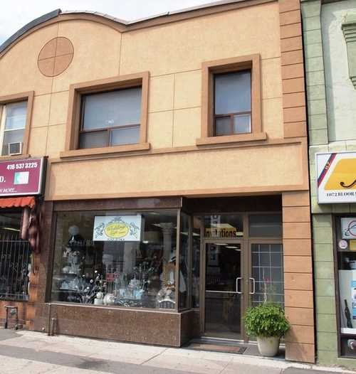 1074 Bloor St ,  00000001, toronto,  Commercial/Retail,  for sale, , Steven Le, Keller Williams Referred Urban Realty, Brokerage*