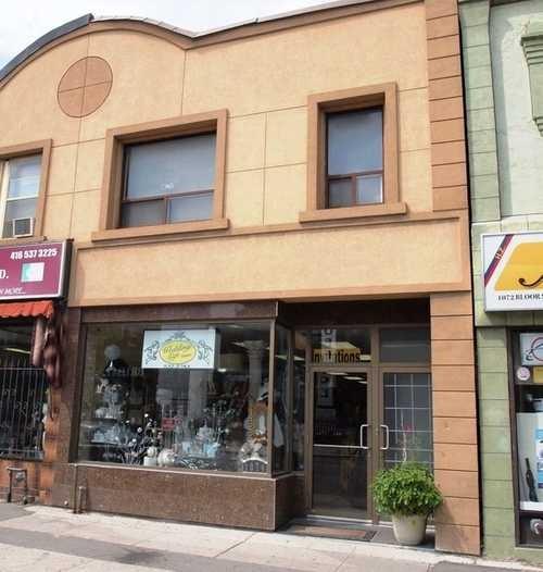 1074 Bloor St ,  00000001, toronto,  Commercial/Retail,  for sale, , Steven Le, Keller Williams Referred Urban Realty, Brokerage*